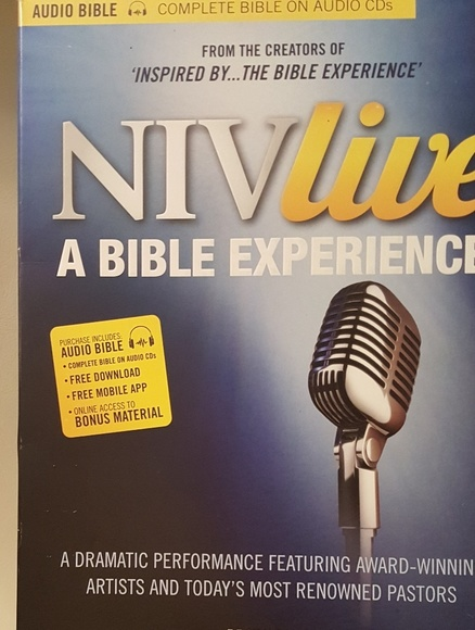 Audio Bible NWT